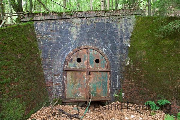 Verschlossener Tunnel