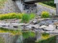 Brücke an der Wuppersperre