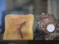 Toast-Uhr