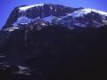 Kibo, höchster Gipfel des Kilimanjaro