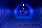 Tunnel unter Kokerei