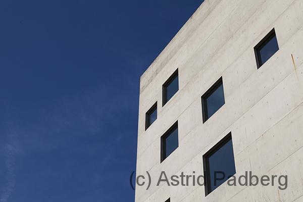 Abzweig Katernberg, Sanaa Gebäude