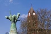 Katernberger Markt, Evangelische Kirche Katernberg