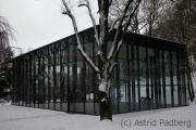 Skulpturenpark Waldfrieden Sonderausstellungsraum