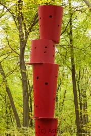 Skulpturenpark Waldfrieden, Bogomir Ecker, Odolop, 2012