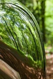 Skulpturenpark Waldfrieden, Tony Cragg, Distant Cousin