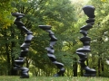 Skulpturenpark Waldfrieden, Tony Cragg, Points of View