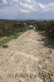 Weg von Sipahi nach Elousa