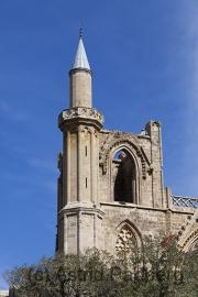 Famagusta / Gazimagusa, Nikolaus Kathedrale / Lala Mustafa Pasch