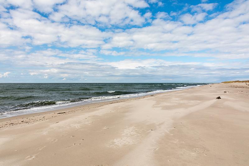 Strand - Auf dem Darß