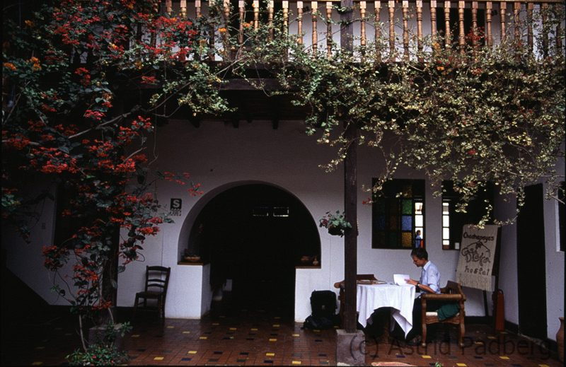 Casa Vieja, Chachapoyas