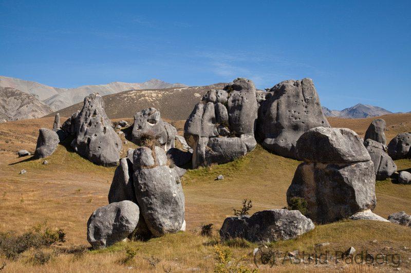 Kura Tawhiti / Castle Hill