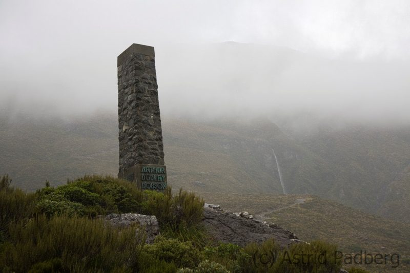 Memorial für Sir Arthur Dobson