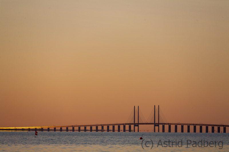 Brücke über den Öresund