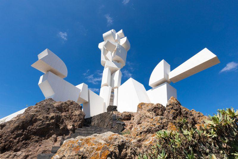 Monumento del campesino, César Manrique
