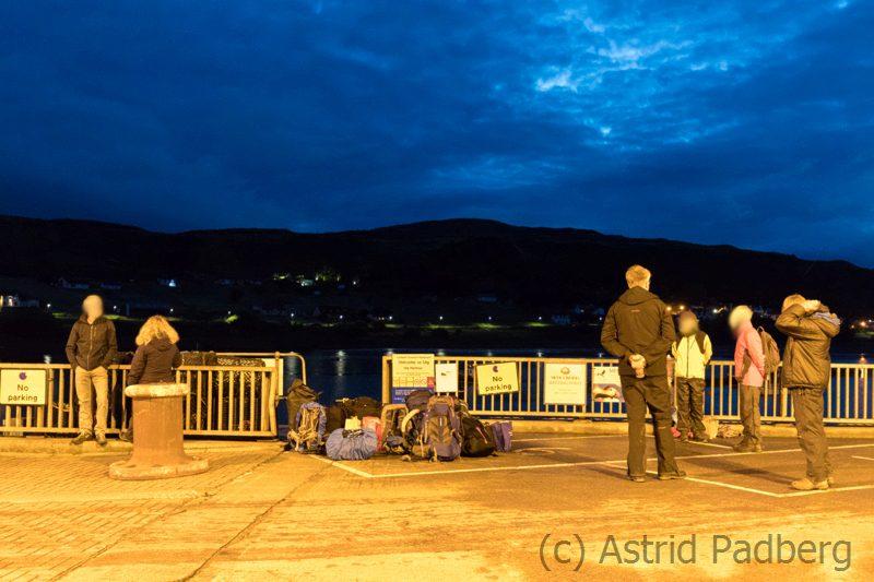 Hafen von Uig (Skye)