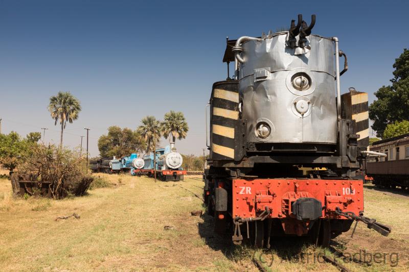 Railway-Museum, Livingstone