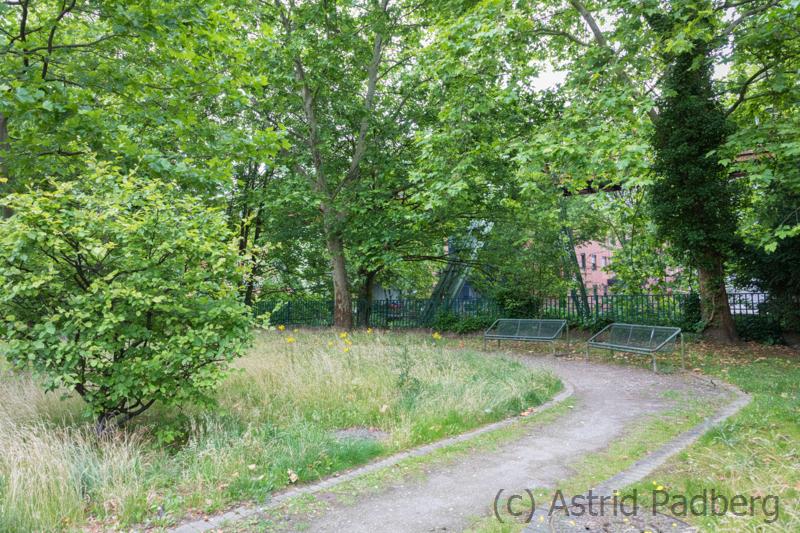 Park am Wupperufer, Varresbeck
