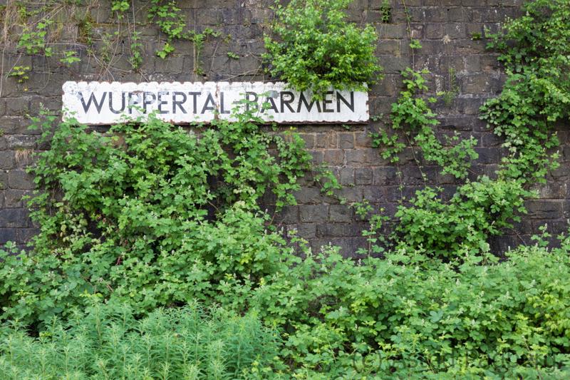 Bahnhof Wuppertal Barmen