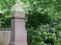 Barmer Anlagen, Denkmal Wilhelm Werle