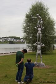 Emscherkunst 2016, Orta, Lucy + Jorge; Spirits of the Emscher Valley