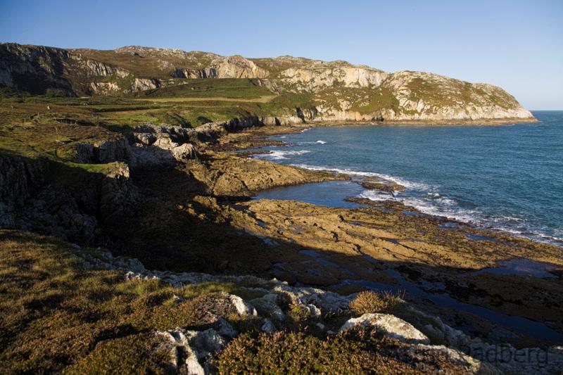 Küste zwischen Holyhead und Treaddur