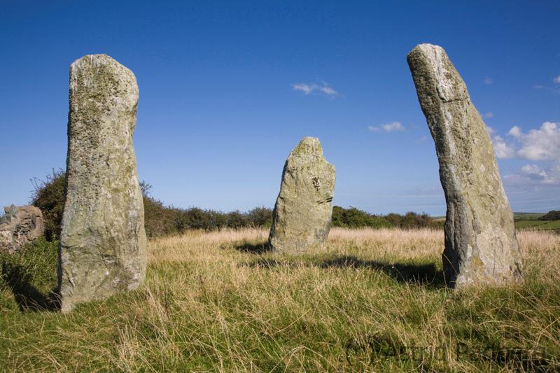 Standing Stone, Llangfechell