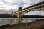 Menai Strait, Britannia Bridge