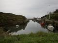Amlwch, Hafen bei Flut