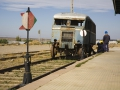 Bahnhof, Puerto Deseado