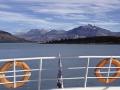 Fahrt zum Upsala Gletscher