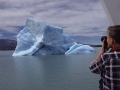 Eisberg vom Upsalagletscher