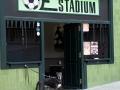 Kiosk am Stadion