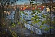 Wohnhäuser, Hindenburgstraße