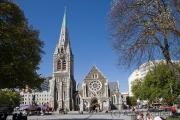 Kathedrale, vor dem Erdbeben