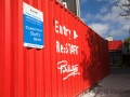 Christchurch, Container-City