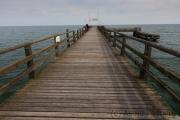 Prerow, Seebrücke