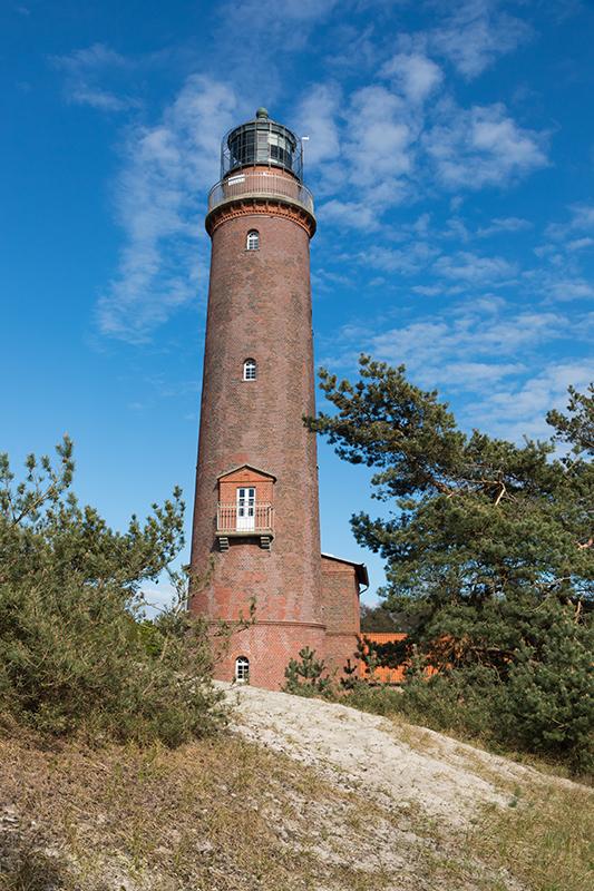 Darßer Ort, Leuchtturm