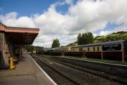 Princetown nach Buckfastleigh, Totnes Bahnhof