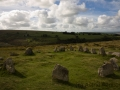 Chagford nach Okehampton, Nine Stone Circle