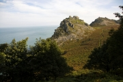 Küste zwischen Lynton und Heddons Mouth
