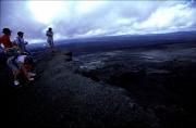 Isabela, Auf dem Vulkan