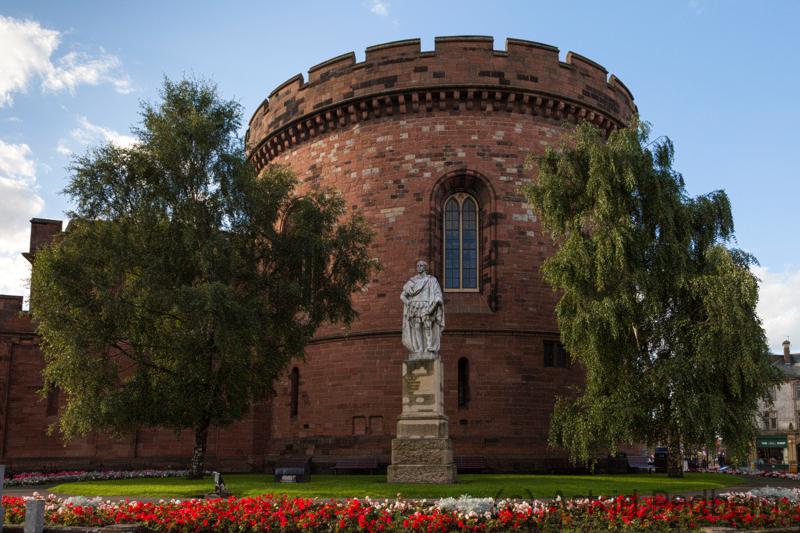 Carlisle, Wehrturm