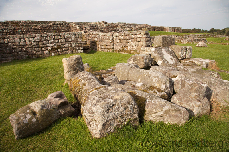 Housesteads Roman Fort Vercovicivm