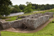 Chesters Roman Fort, Badehaus