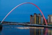 Millenium Bridge, Newcastle