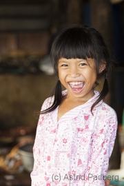 Mädchen in Batambang