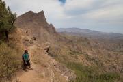 Wanderung zum Pico do Antonio