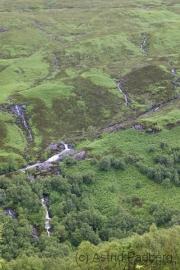 Blackwater Reservoir nach Kinlochleven