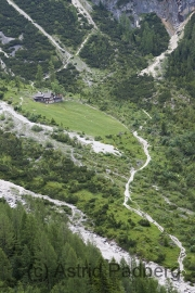 Höhenweg zur Silberkarklamm